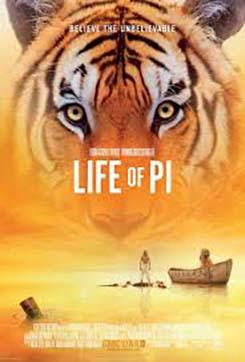 Life of Pi – Taiwan